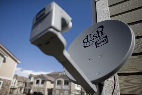 Dish Shares Jump After Credit Suisse Says AT&T May Bid