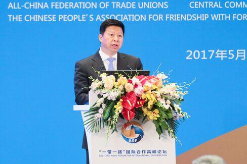 中国共産党中央対外連絡部の宋涛部長