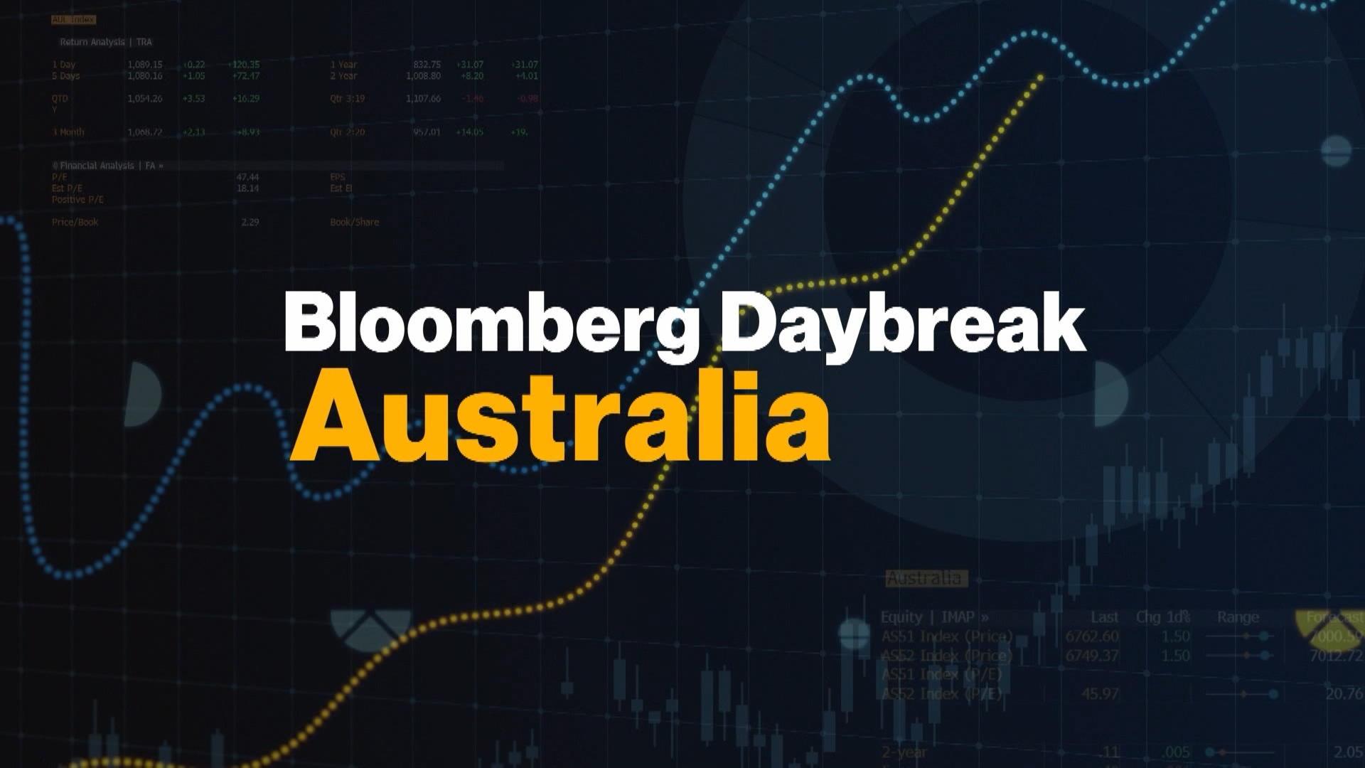 'Bloomberg Daybreak: Australia' Full Show (05/14/2021)