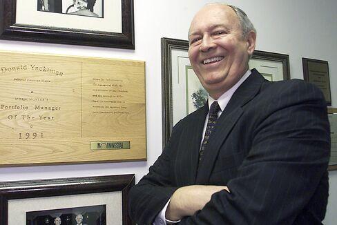 Fund Manager Donald Yacktman