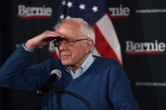Bernie Sanders Builds Big Primary Machine to Win Prized California