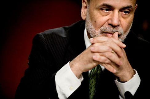 Look Who Bernanke Just Blamed for the Financial Crisis