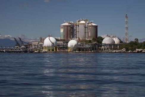 Petrobras Storage Tanks