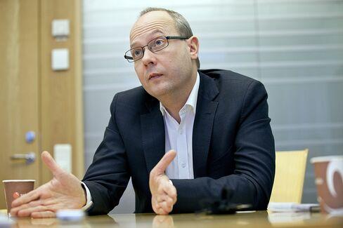 Sweden's FSA Director General Martin Andersson