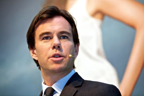 H&M Chief Executive Officer Karl-Johan Persson