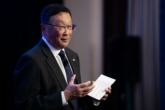 BlackBerry CEO Says Turnaround 'Taking Longer Than I Expected'