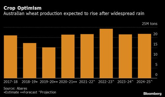 Positive Outlook for Australian Wheat Despite Virus Upheaval