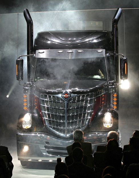 Navistar Advances After Rachesky Increases Stake