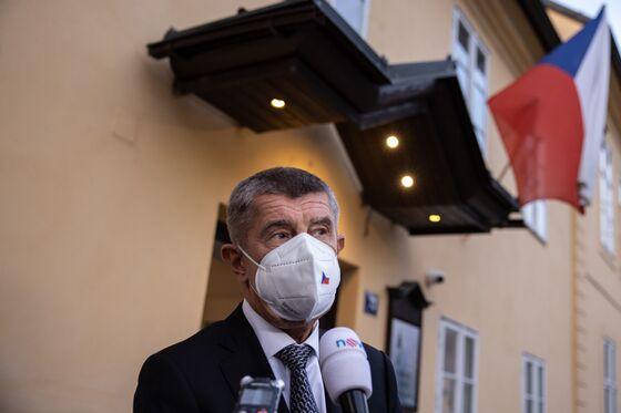 Czech Ruling Parties Clash Over Tax Cut Set to Boost Deficit