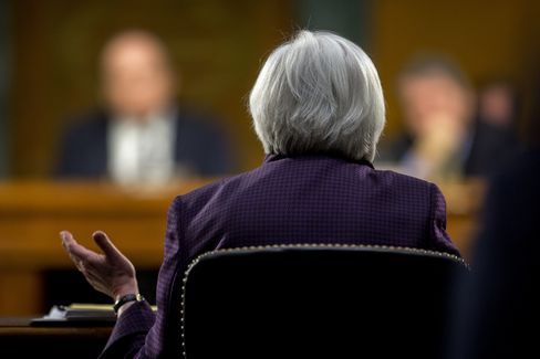Janet Yellen Delivers Semi-Annual Testimony To Senate Banking Committee
