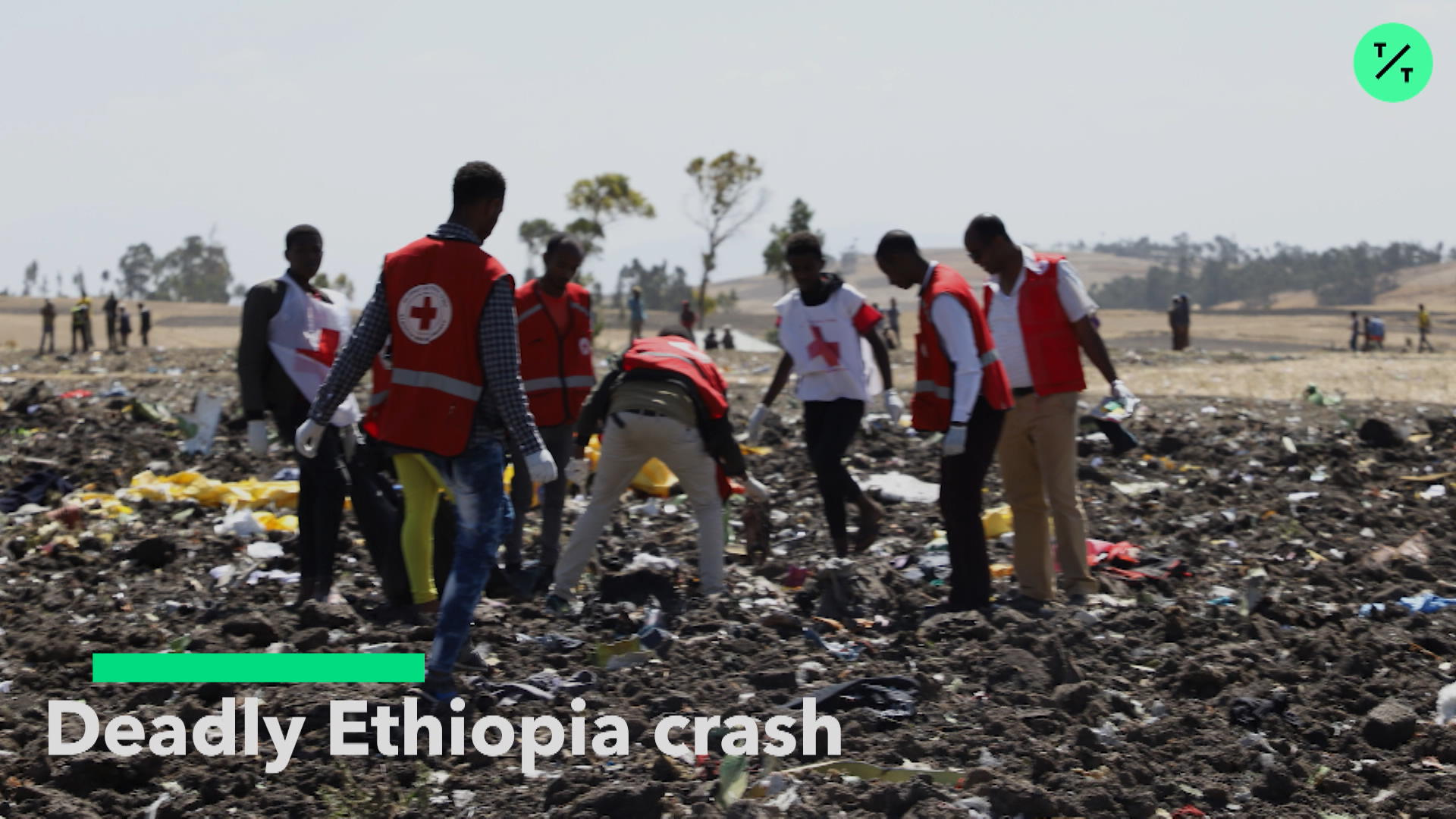 Crashed Ethiopian Plane Had at Least 19 UN Officials on Board