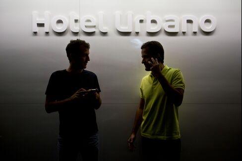 Joao Ricardo Mendes And Jose Eduardo Mendes