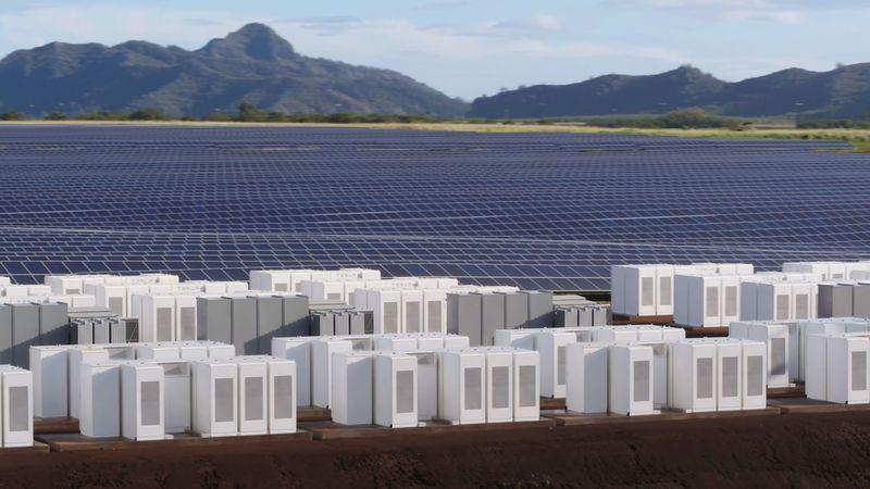 Tesla Completes Hawaii Storage Project That S Solar At Night