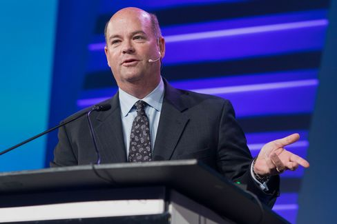 Ryan Lance, chief executive officer of ConocoPhillips Inc.