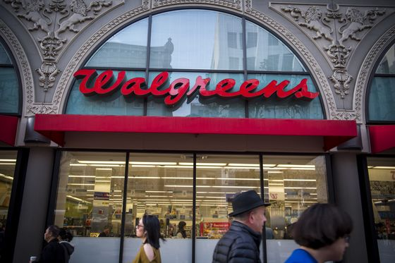 Walgreens CEO Favors Trio of Tax Havens for $10 Billion Fortune