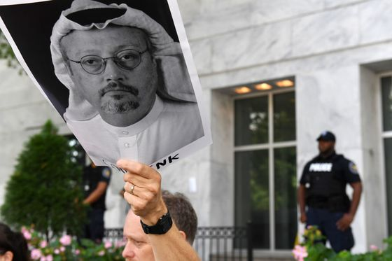 Saudis Vow to Hit Back Against Any Measures Over Khashoggi