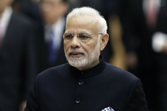 Modi's Terrible 24 Hours Boosts India Opponents Before 2019 Vote
