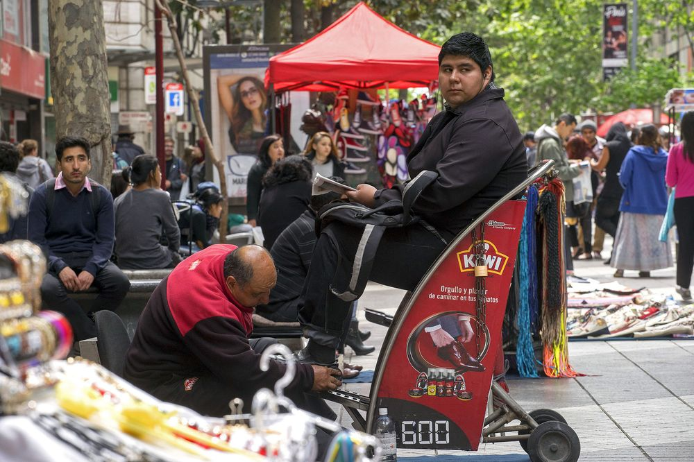 Chile, Mexico, U.S. Have Highest Inequality Rates, OECD Says