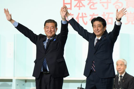Abe Set to Become Japan's Longest-Serving Premier After Victory