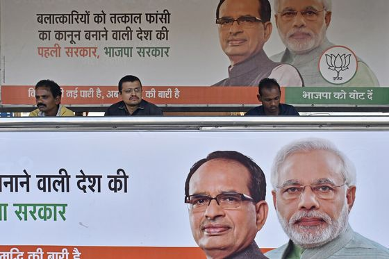 India State Elections to Test Modi's Strength Before National Vote