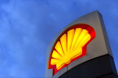 Shell Profit Declines 20% on Nigeria, U.S. Shale Charges