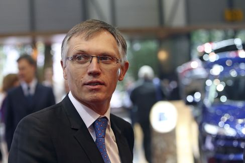 PSA Peugeot Citroen Incoming CEO Carlos Tavares