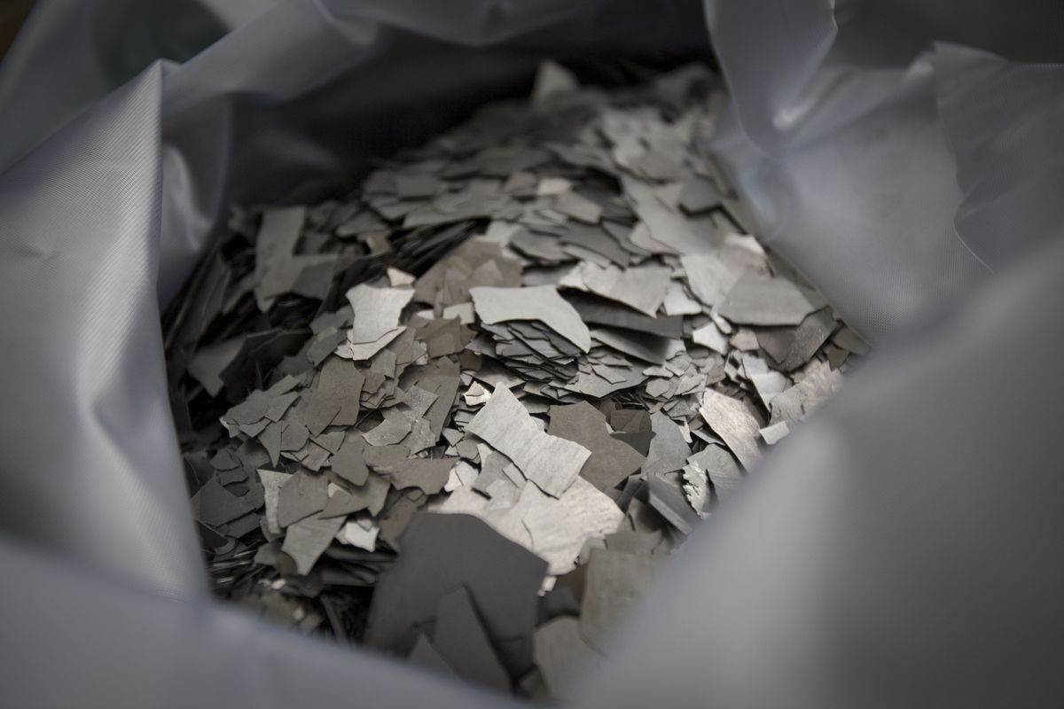 Rare-Earths Giant to Prioritize U.S. Military's Needs, CEO Says