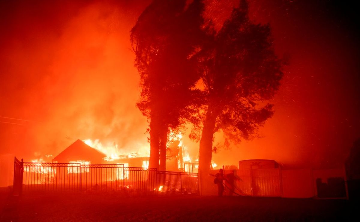 You Can't Fight California Fires With Political Hot Air