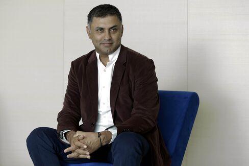 SoftBank Group Corp. President Nikesh Arora