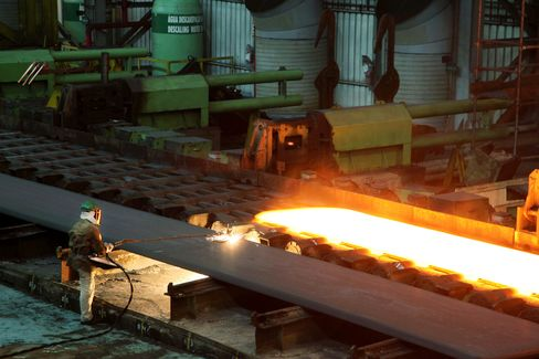 ArcelorMittal in Line With Estimates