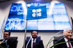 OPEC keeps us in suspense about production cuts.