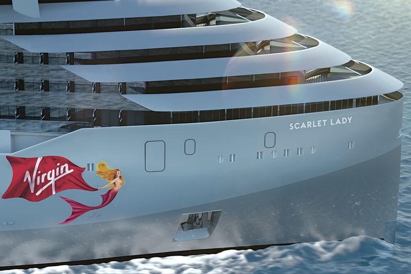 relates to Richard Branson's New Luxe Cruise Line Won't Allow Kids