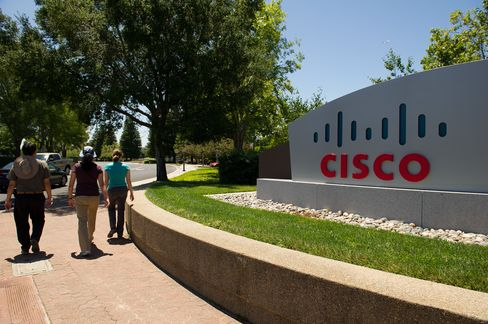 Cisco Says It's Cutting 1,300 Jobs in Drive to Reduce Costs