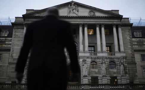 Osborne to Announce Bank of England's New Governor