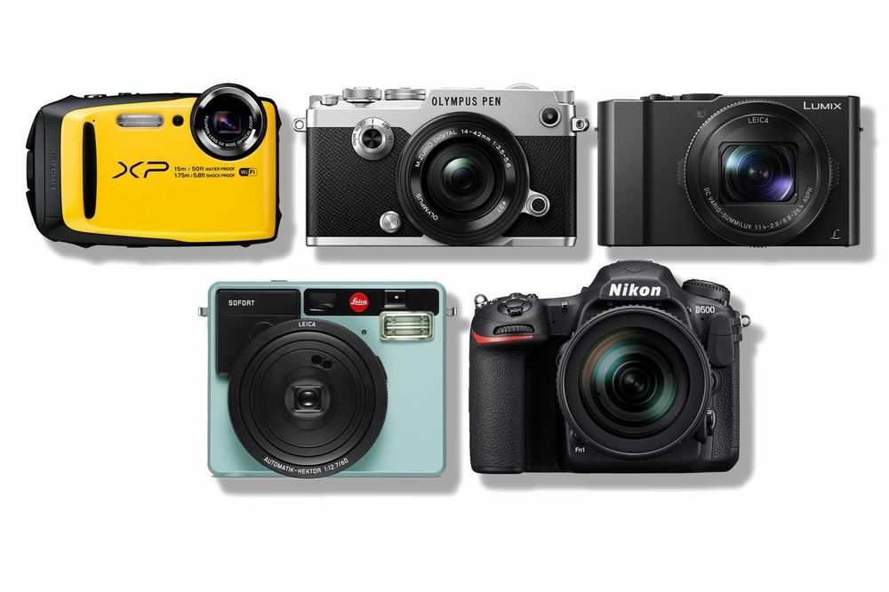 The Five Best New Cameras for Travelers