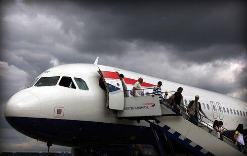 British Airways Posts First Profit in Two Years