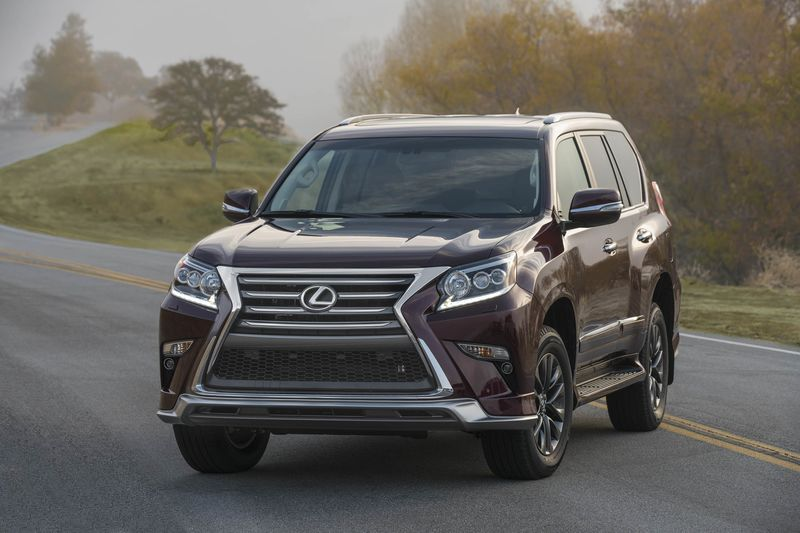 Lexus Gx Suv Review Bloomberg