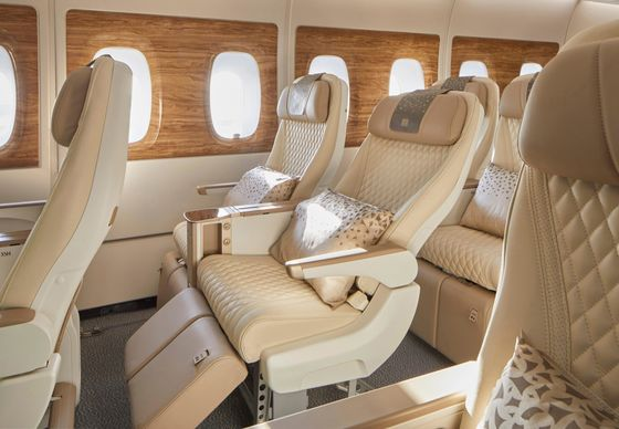 Airlines Are Ripping Out Business Seats to Create a New Middle Class