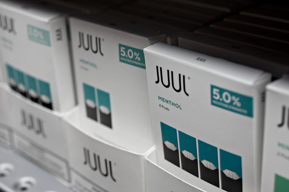 Juul Files New Round of Suits Against 'Fake, Copied' Vape Rivals
