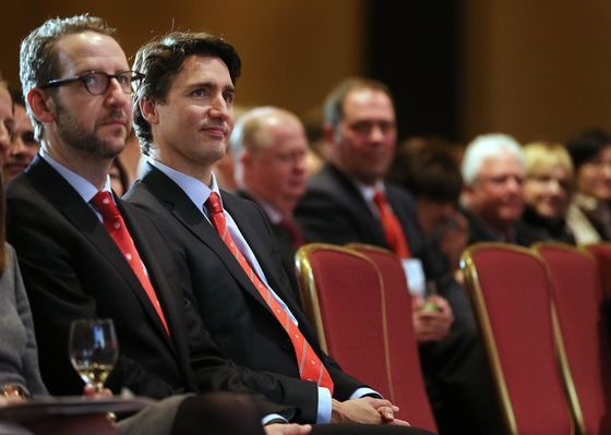 Trudeau's Top Aide Resigns Amid Reports of Meddling in SNC-Lavalin Probe
