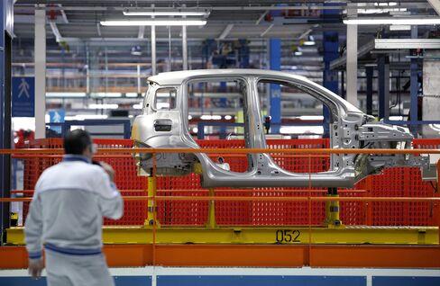 Fiat Suppliers Boost VW in Bid to Survive Italian Slump
