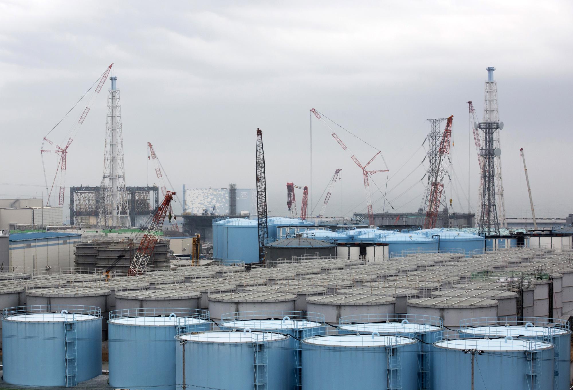 Fukushima Dai-Ichi Atom Santrali Turu