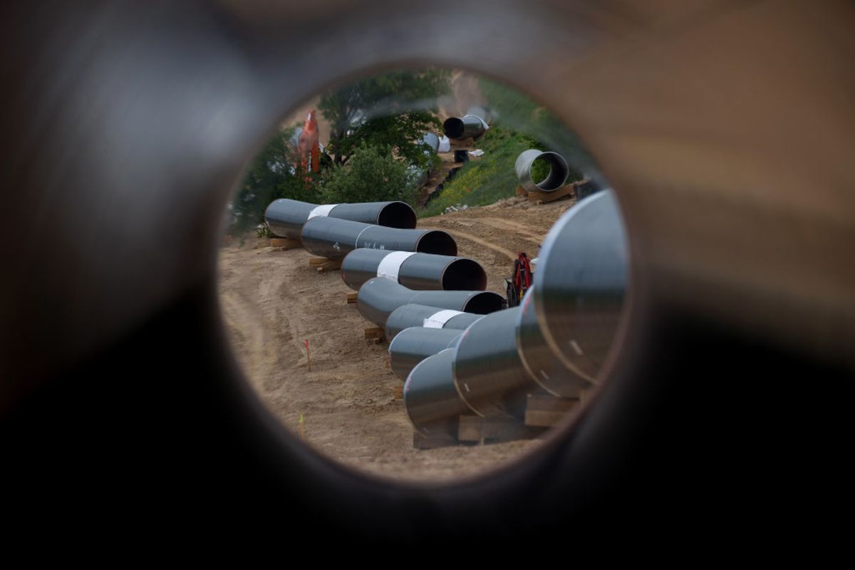 EU Pipeline Ruling Helps Ukraine Thwart Russia