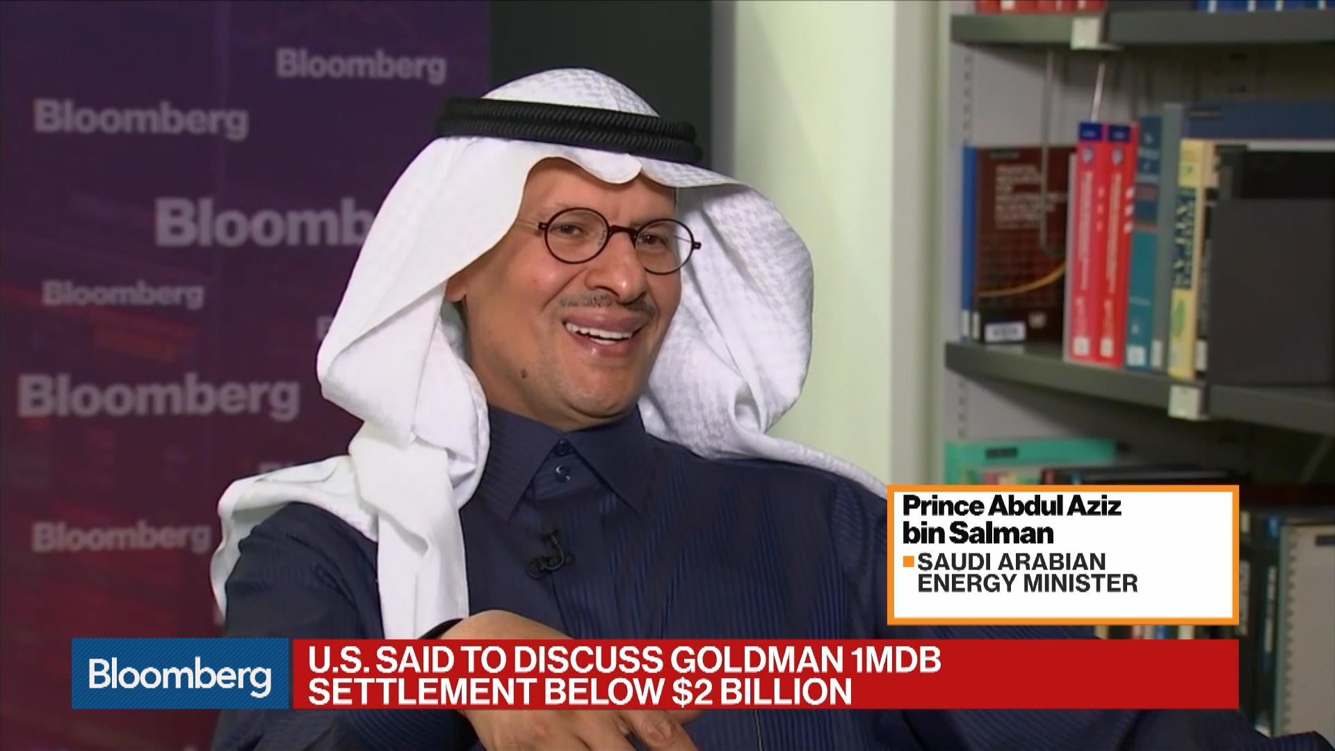 Saudi Oil Output. Aramco IPO: Prince Abdulaziz bin Salman