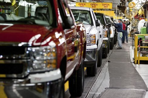 GM Aims for Lower U.S. Labor Costs With Buyouts