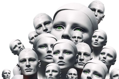 In Some Stores, the Mannequins Are Watching You