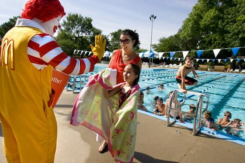 Happy Meals With McNuggets Dominate Children's Advertising
