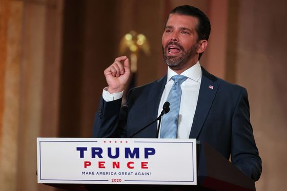 Donald Trump Jr. Questioned in D.C. Probe of Inaugural Payments