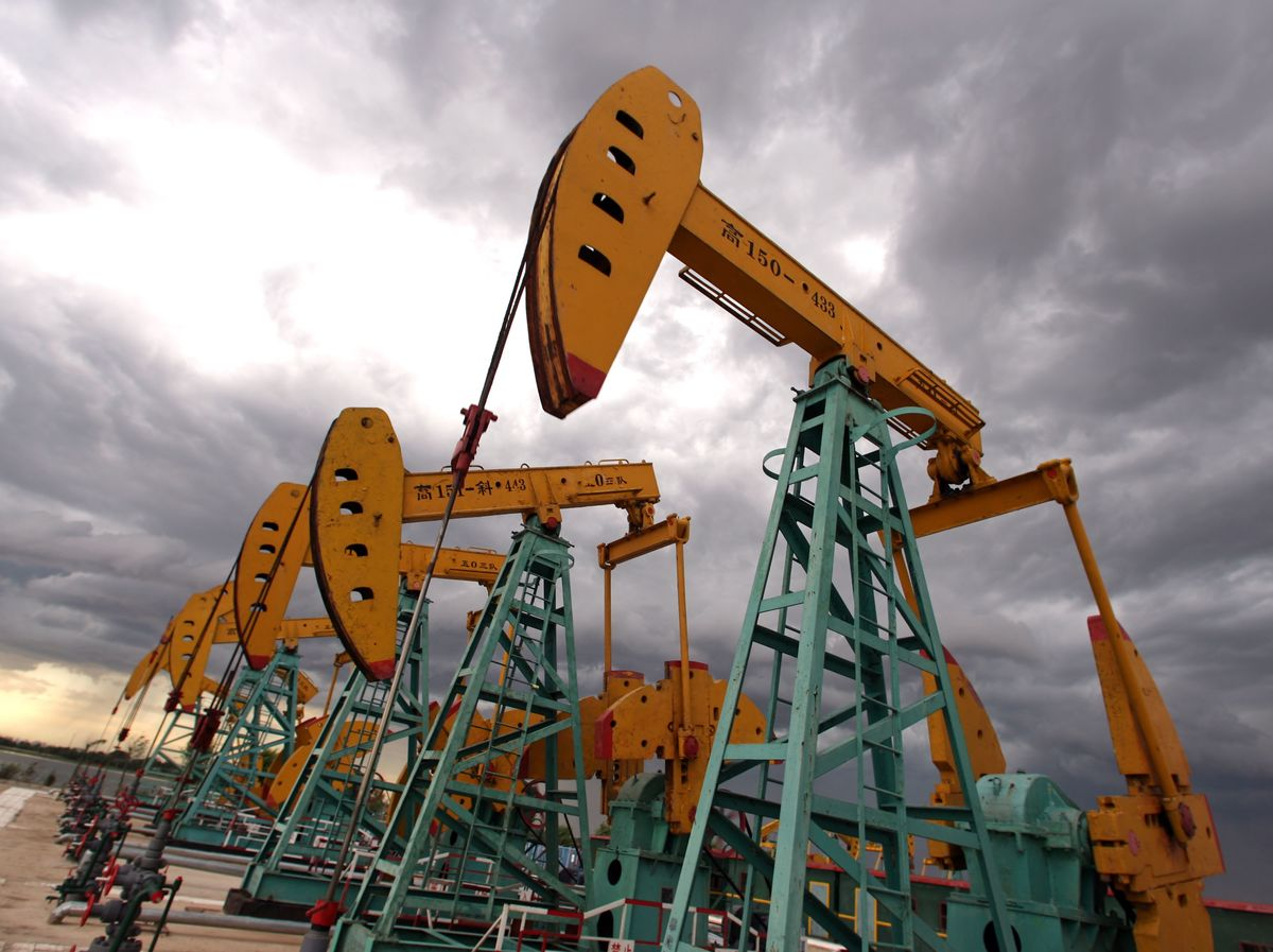 China's Big Oil Aims Spending Boom at Old Wells to Heed Call