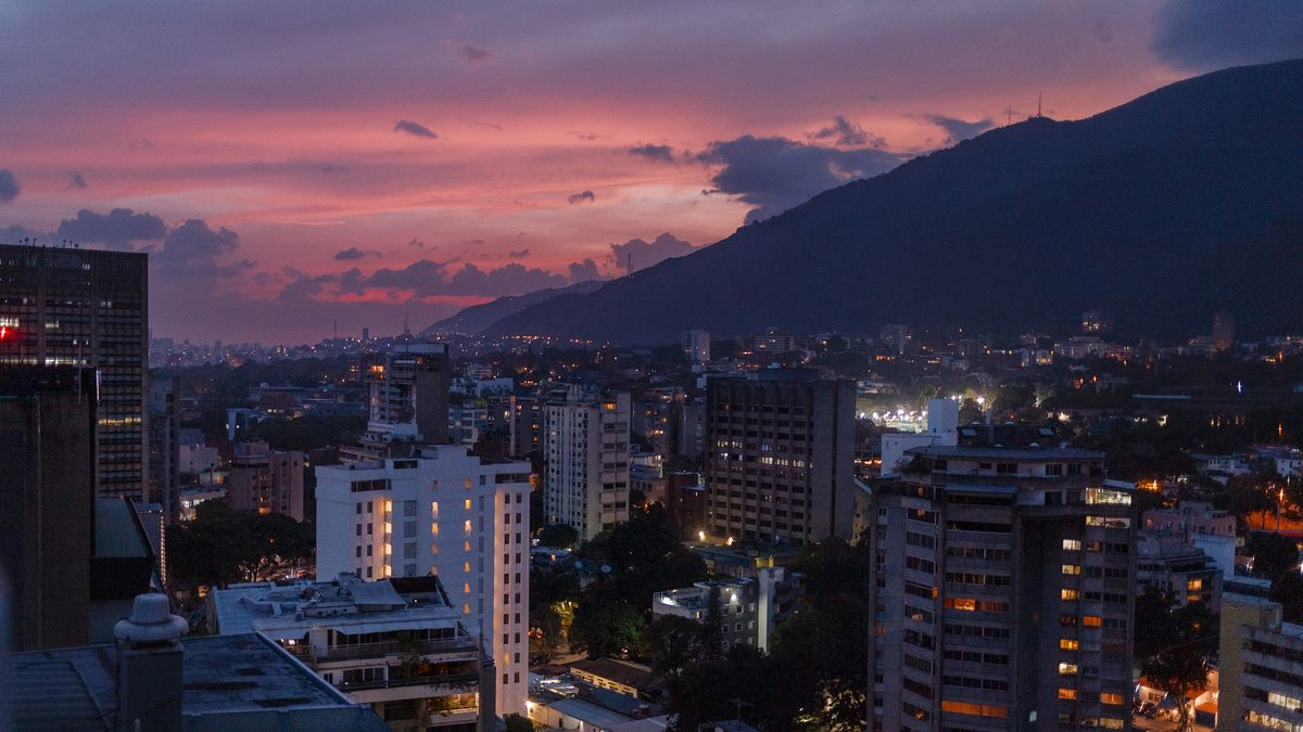Caracas Is Suddenly Attracting a Migration Wave of Its Own